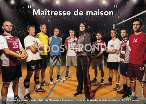Carte-Postale-Volley